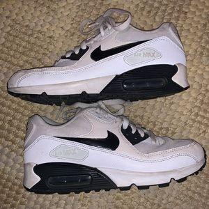 Nike Air Max white and black